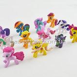 Набор фигурок Май Литл Пони цена за 12 шт My Little Pony