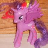 шикарная коллекционно-игровая фигурка Единорога My little pony Hasbro Сша оригинал