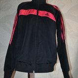 спортивная кофта девочке Adidas оригинал на 11-12 лет рост 146-152