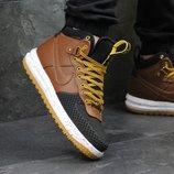 Кроссовки мужские Nike Lunar Force LF1 brown
