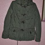 Р. Хs/34/6 l.o.g.g. H&M Классное куртка, парка Защитная куртка. фирменное.