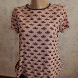 блузка вискозная стильная модная р12