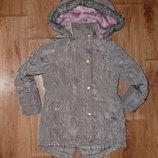 Куртка-Парка,демисезонная на 2-4 года,классная,дешево