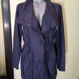 Крутая куртка-косуха под джинс,40-46 р 34