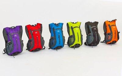 Рюкзак спортивный с жесткой спинкой Color Life 2081 ранец спортивный размер 31х8х43см