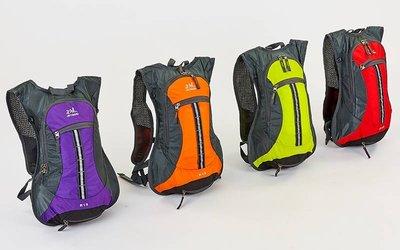 Рюкзак спортивный с жесткой спинкой Color Life 2082 ранец спортивный размер 31х8х43см