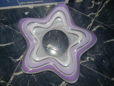 круг для плаванья Звёздочка 65 см отл. сост.обмен