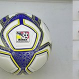 Мяч футбольный A5-9050 4 цвета, PU, 4 слоя, 32панели, 420грамм, 5