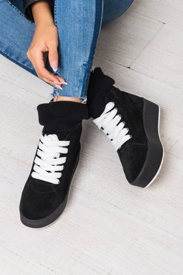 Стильные демисезонные или зимние женские кеды / ботинки. Размеры 36,37,38,39,40,41