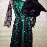 Платье Ведьмочка .