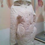 Фирменная женская куртка пуховик. Немецкий бренд Janina.