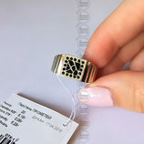 Чоловічий срібний перстень,мужская серебряная печатка, перстень , золотий перстеньангел