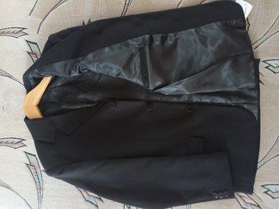 Новый школьный пиджак для мальчика, р.146