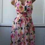 Платье шифоновое, беби долл Orsay