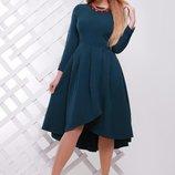 Женское платье 3 цвета шикарно смотрится
