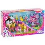 Игровой набор Парк аттракционов Город пони My Little Pony