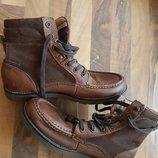 кожаные ботинки Marks& Spencer