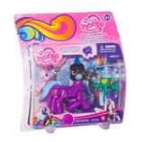 Пони-Единорог Шедоуболтс с артикуляцией Хранители Гармонии Shadowbolts Поні My little horse