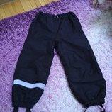 Зимние теплые штаны хнм 3-4 года