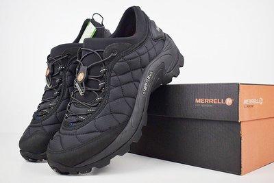 Ботинки мужские Merrell Iceberg Moc black
