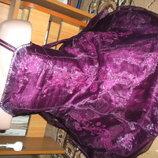 нарядное красивое платье 2 - 3 гг