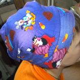 шапка на флисе как новая 3 - 7 лет