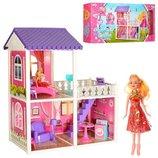 Кукольный домик для Барби на 3 комнаты 971г