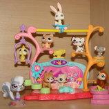 Littlest Pet Shop Игровой набор Цирк