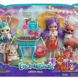 Enchantimals Garden Magic Энчантималс волшебный сад Данэсса и Флаффи