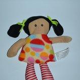 большая новая мягкая кукла из фибры greenbrieber оригинал