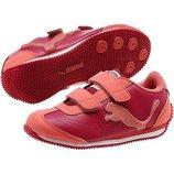 Новые светящиеся кроссовки Puma Speeder Illuminesc. Оригинал р.31-34,5