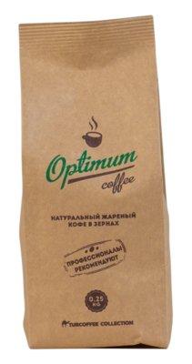 Кофе зерновой Optimum Turcoffee, 0.25 кг