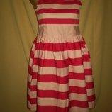 Красивое платье Vertbaudet 13-14лет