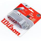 Обмотка на ручку ракетки теннис Wilson Pro Hybrid 486000 обмотка на рукоятку теннисной ракетки