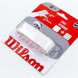 Обмотка на ручку ракетки теннис Wilson Pro Hybrid 486400 обмотка на рукоятку теннисной ракетки