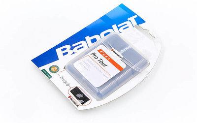 Обмотка на ручку ракетки теннис Babolat Pro Team Tacky 653013-105 обмотка на рукоятку теннисной рак