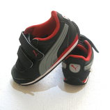 Светящиеся детские кроссовки Puma р.23
