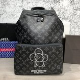 Рюкзак Louis Vuitton Backpack Apollo Monogram Eclipse