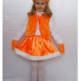 Детский карнавальный костюм для девочки «БЕЛОЧКА» 573