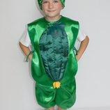 Детский карнавальный костюм ОГУРЕЦ KA-3199