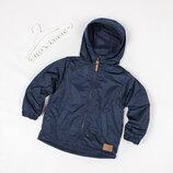 Ветровка куртка для мальчика на флисе
