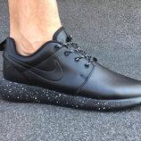 -50% скидка Мужские осенние кроссовки ботинки найк . Чоловічі кроси Nike RosheRun