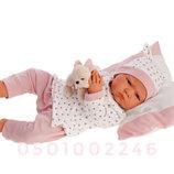Кукла младенец реборн Берта, 52см, озвученная, Antonio Juan 1953