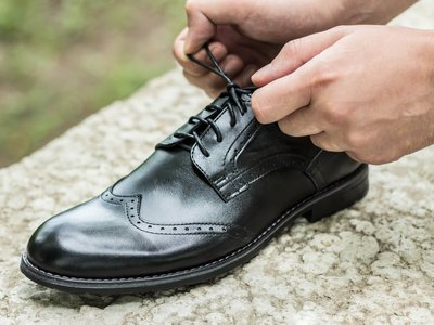Новинка. Топ качество. Мужские кожаные туфли броги 1620 черные