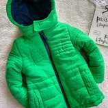 Фирменная зимняя куртка на 1,5-2 года