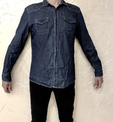 Сорочка джинсовая Clockhouse