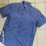 Ringspun S-M натуральна сорочка