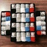 Набор мужский трусов Calvin Klein 5 шт в коробке