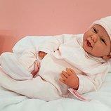 Реборн младенец премиум Лика, 40см, Antonio Juan 8118, Антонио Хуан