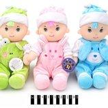 Кукла мягкая , пупс DJ1602